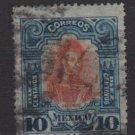 Mexico 1910 - Scott 315 used - 10c, Ignacio Allende   (8-253)