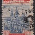 Mexico 1942 - Scott 773 used - 10c, Founding of Guadalajara  (8-261)