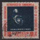 Mexico 1942 - Scott 776 used - 10c, Observatory at tonanzintla (8-262)