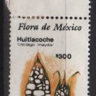 Mexico 1988 - Scott 1577 used - 30p, Flora  (8-269)