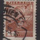 Austria 1934/35 - Scott  361  used -  20g,  Upper Austria  costume  (8-379)
