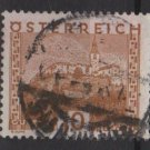 Austria 1929/30  -  Scott  327 used  - 10g, Gussing  (8-409)