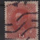 Austria 1917/18  -  Scott  168 used  - 15h, Emperor Karl I (8-399)