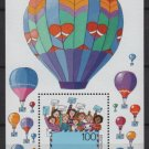 Germany 1997 - Scott 1973 souvenir Sheet of 1 MNH - For the children  (4ss - 31)
