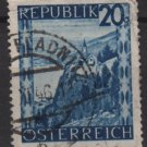 Austria 1945/46 -  Scott   464 used -   20g, Scenic View,  Lake Constance (8-445)