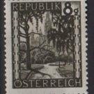Austria 1946/47  -  Scott  484 MH -   8g, Scenic View,  City Hall Park Vienna (8-441)