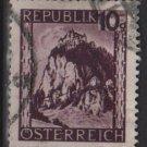 Austria 1946/47  -  Scott 485 used -  10g, Scenic View, Hochisterwitz (8-428)