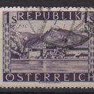 Austria 1945/46  -  Scott 478 used - 1s, Scenic View,  Durnstein (8-423)