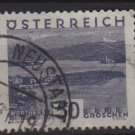 Austria 1929/30 - Scott 336 used -  50g,  Scenic view, Worthersee (8-477