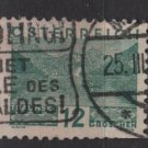 Austria 1932 - Scott 341 used - 12g,  Scenic view, Traunsee (8-462)