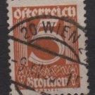Austria 1925/27  - Scott 307  used -  5g, Numeral (8-702)