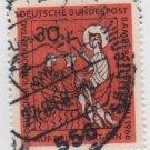 Germany 1966 - Scott 961 used - 30 pf,  Catholics meeting (9-372)