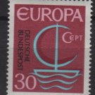 Germany 1966 - Scott 964 MNH- 30pf, Europa issue, common design (9-361)