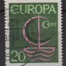 Germany 1966 - Scott 963 used - 20pf, Europa issue, common design (9-359)
