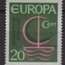 Germany 1966 - Scott 963 MNH - 20pf, Europa issue, common design (9-357)