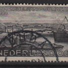 Netherlands 1934 - Scott 202 used - Willemstad Harbor  (9-518)