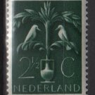 Netherlands 1943/1944 - Scott 248 MH - 2.1/2c, Tree of Life   (9-562)