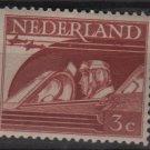 Netherlands 1944-46- Scott 264 MH -3c, Pilot  (9-577)
