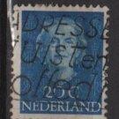 NETHERLANDS 1949 - Scott 3101used - 20c, Queen Juliana (9-613)