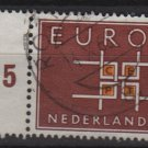 Netherlands 1963 - Scott 416 used - 12c., Europa  (9-721)