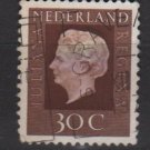 Netherlands 1969/75 - Scott 461 used - 30c, Queen Juliana (9-766)