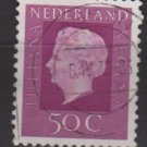 Netherlands 1969/75 - Scott 464 used - 50c, Queen Juliana (9-776)