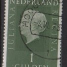 Netherlands 1969/75 - Scott 469 used - 1g, Queen Juliana    (9-785)