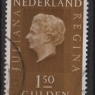 Netherlands 1969/75 - Scott 471 used - 1.50g, Queen Juliana   (9-787)