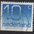 Netherlands 1976/86 - Scott  547  used - 10c, Numeral (9-829)