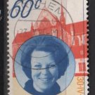 Netherlands 1980 - Scott 599 used - 60c, Queen Beatrix  (9-837)