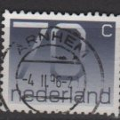 Netherlands 1991/94  - Scott 772  used - 70c, Numeral  (9-307)