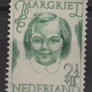 Netherlands semi-postal 1946 - Scott B165 MH - 2.1/2c + 1.1/2c, Princess Magriet (10-11)