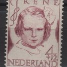 Netherlands semi-postal 1946 - Scott B166 MH - 4c + 2c, Princess Irene (10-13)