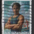 USA 2002 - Scott 3660 used - 37c, Duke Kahanamoku (10-32)