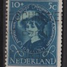 Netherlands, semi-postal, 1955 - Scott B289 used - 10c + 5c, Portraits (10-45)