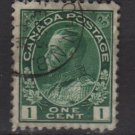 CANADA 1911 - Scott 104 - King George V  (2-688)