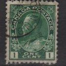 CANADA 1911 - Scott 104 - King George V  (2-688)