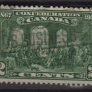 CANADA 1927 - Scott 142 used -2c, The Fathers of Confedration  (10-191)