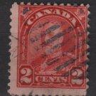 CANADA 1930 - Scott 165 used - 2c, King George V  (10-195)