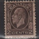 CANADA 1932 - Scott 196 used  - 2c, King George V  (10-206)