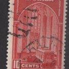CANADA 1938 - Scott 241 used - 10c, Memorial Chamber (10-233)