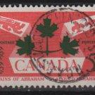 CANADA 1959 - Scott 388 used - 5c, Battle plains of Abraham   (10-395)