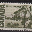 Canada 1967 - Scott 462 used - 10c, The Jack Pine (10-529)