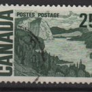 CANADA 1967 - Scott 465 used  - 25c, The Solemn Land  (10-533)