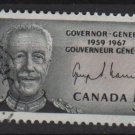 CANADA 1967 - Scott 474 used - 5c, Georges Philias Vanier  (10-549)