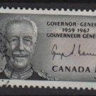CANADA 1967 - Scott 474 used - 5c, Georges Philias Vanier  (10-549)