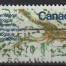 Canada 1970 - Scott 507 used - 6c,  Biological program  (10-579)
