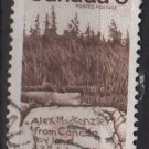 Canada 1970 - Scott 516 used - 6c, Mackenzie Roack  (10-582)