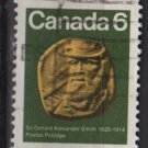 CANADA 1970 - Scott 531 used - 6c, Sir Donald Alexander Smith  (10-595)