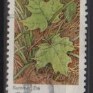 CANADA 1971 - Scott 536 used - 6c, Summer Leaves   (10-599)